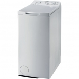 машина стиральная Indesit BTW A5851 (RF), белая