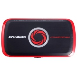 tv-тюнер AVerMedia Technologies Live Gamer Portable, черный/красный
