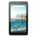 планшет Digma Plane 7548S 4G 1Gb/16Gb, черный