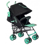 коляска Liko Baby B319 Easy Travel, бирюзовая