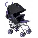 коляска Liko Baby B319 Easy Travel, фиолетовая