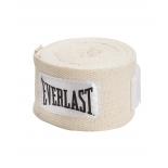 бинт Everlast боксерский 4455PU, белый