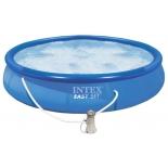 бассейн надувной Intex Easy 28132 (366х76см) круглый