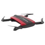 квадрокоптер JXD 523 Tracker, красный/черный