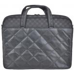 сумка для ноутбука Continent CC-036 чёрная, 15.6