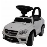 каталка RiverToys Mercedes-Benz GL63 A888AA, белая