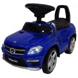 каталка RiverToys Mercedes-Benz GL63 A888AA, синяя