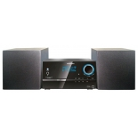 музыкальный центр Hyundai H-MS220, черный
