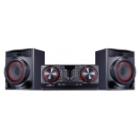музыкальный центр LG CJ44, черный