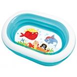 бассейн надувной Intex Веселый дельфинчик 57482