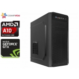 CompYou Home PC H557 (CY.616959.H557), купить за 34 880 руб.