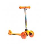 самокат для взрослых BiBiTu JAY SKL-06L, оранжевый