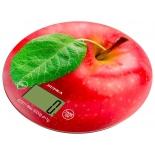 кухонные весы Supra BSS-4300, яблоко
