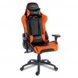 игровое компьютерное кресло Arozzi Verona, оранжевое