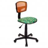 компьютерное кресло Бюрократ CH-299/OR/PENCIL-GN зеленый карандаши
