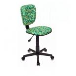 компьютерное кресло Бюрократ CH-204NX/PENCIL-GN зеленый карандаши