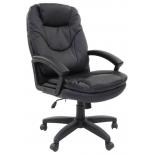 компьютерное кресло Chairman 668 LT, черное