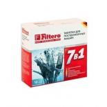 аксессуар для посудомойки Filtero 7в1, таблетки 16шт.