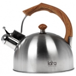 чайник для плиты LARA LR00-18 (со свистком)