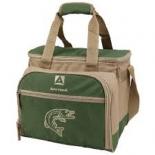 набор для пикника Арктика 4100-3, зеленый с рисунком
