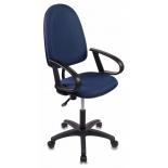 компьютерное кресло Бюрократ CH-1300, синее