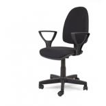 компьютерное кресло Бюрократ Престиж, черный