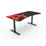 стол компьютерный Arozzi Arena Gaming Desk чёрный