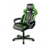 игровое компьютерное кресло Arozzi Milano зеленое