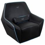 игровое компьютерное кресло Aerocool P7-CH2 AIR, черно-синее