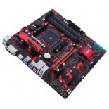 материнская плата Asus EX-A320M-Gaming Soc-AM4, AMD, mATX, DDR4, SATA3, USB 3.0
