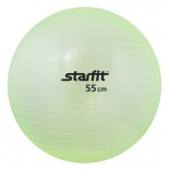 мяч гимнастический Starfit GB-105, зеленый