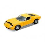 товар для детей Welly (модель машины) Lamborghini Miura
