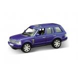 товар для детей Welly (модель машины) Land Rover Range Rover