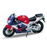 радиоуправляемая модель Welly модель мотоцикла 1:18 MOTORCYCLE / HONDA CBR900RR FIREBLADE