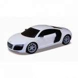 радиоуправляемая модель Welly Audi R8 V10, белая