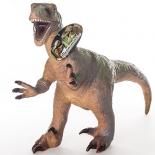 товар для детей HGL Фигурка динозавра  Велоцираптор 32 х 47 см