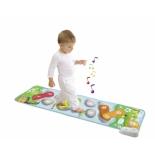 детский коврик Музыкальный коврик, 140*35 см