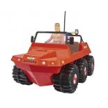 радиоуправляемая модель Dickie Пожарный Сэм Вездеход + фигурка