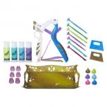 набор игровой Hasbro play - doh Doh Vinchi (для творчества), Платиновый стайлер