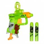 товар для детей Hasbro Nerf зомби страйк мишени + джолт (бластер), разноцветный