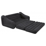 надувная кровать Intex 68566 черная