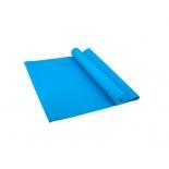 коврик для йоги Starfit FM-101 PVC 173x61x0,6 см, blue