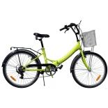 велосипед Torrent Discоvery 7, зеленый