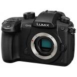 цифровой фотоаппарат Panasonic Lumix GH5 Body, Черный