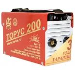 сварочный аппарат Торус 200 Классик, красный