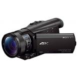 видеокамера Sony FDR-AX100E, Black, черный
