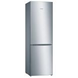 холодильник Bosch KGN36NL14R, серебристый