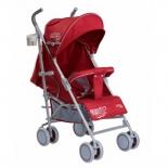 коляска Liko Baby BT109 City Style, красная