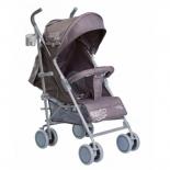 коляска Liko Baby BT109 City Style (трость) серая