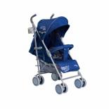 коляска Liko Baby BT109 City Style, синяя